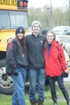 Upper St. Clair Rowing Crew at Moraine State Park winners
