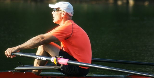 James - Assistant Coach USC Rowing